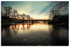 River Wharfe (.Wadders) Tags: linton weir grassington yorkshire yorkshiredales d600 ngc nikkor1635mmf4 riverwharfe water sunrise dawn