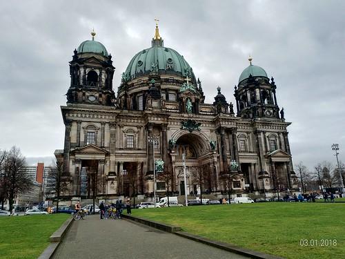 Berlim, Dom