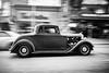 Hot Rod (Neo7Geo) Tags: ford hotrod ricorodriguez rico car blackandwhite bw panning neo7geo