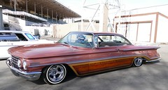 1960 oldsmobile (bballchico) Tags: 1960 oldsmobile custom grandnationalroadstershow carshow saturdaydrivein