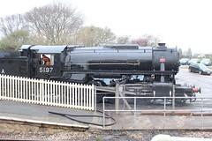 IMGC9826 5197 Churston 8 Feb 18 (Dave58282) Tags: rail dartmouthsteamrailway 5197