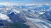 K2 Charters Flight - Alaska (PDX Bailey) Tags: landscape snow sky mountain aerial forest aviation blue cloud alaska denali shadow glacier ice flow iceflow