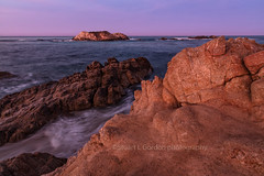 Colors of Morning (chasingthelight10) Tags: events photography travel landscapes beaches nature ocean rockformations sunrise sunrises places california pebblebeach bigsur