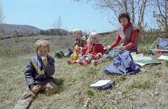 19816420Q4 (robincorrigan) Tags: 1981 cathiecorrigan may meghancorrigan robincorrigan seancorrigan spring