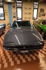 Maserati Simun 1968 (Mr.Dare) Tags: car auto maserati italia italy sportscar supercars