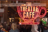 Anyone for a cuppa ? (RoySutherland235) Tags: bokeh london theatredistrict theatrecafe lights people
