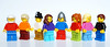 Simply the best (Vanjey_Lego) Tags: lego minifig minifigs minifigure minifigures classic plaincolor plain