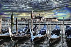 Venecia - Italia (Antonio-González) Tags: venecia italia gondola angovi