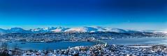 Tromsø by (Ulf's pictures) Tags: winter northernnorway troms tromsø
