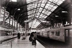 Estación Victoria (marijeaguillo) Tags: estación londres