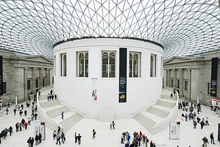 The British Museum, London 14/10/2017