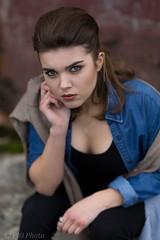 Fashion queen (piotr_szymanek) Tags: karina portrait studio fotogenerator face eyesoncamera skinny woman girl lady hand 5k 10k 1k 20f 20k