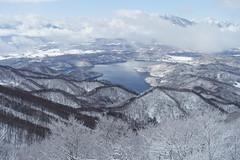 Lake Nojiri (peaceful-jp-scenery (busy)) Tags: madarao powder snow ski resort 斑尾高原 スキー場 雪 飯山 長野 日本 sony cybershot dscrx100m3 carlzeiss 2470mmf1828 20mp