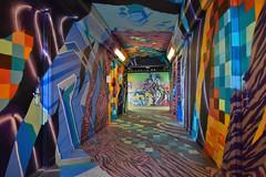 Y?Not  •   Chufy (HBA_JIJO) Tags: streetart urban graffiti paris art france artist hbajijo wall mur painting aerosol peinture murale spray mural bombing urbain rehab rehab2