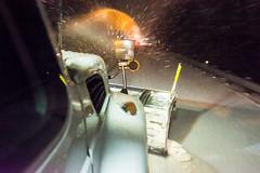 @20180112-D5 PlowingUS33-41 (OhioDOT) Tags: district5 odot plow ridealong route33 salt six snow storm plowing truck