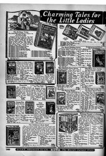 Little Ladies' books Sears