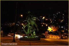 ESCULTURA AL MONO MACHÍN. SCULPTURE TO THE MACHIN MONKEY. GUAYAQUIL- ECUADOR. (ALBERTO CERVANTES PHOTOGRAPHY) Tags: monomachin machinmonkey mono monkey guayaquil guayaquilecuador ecuador republicadelecuador ecuadorgye gye hill cerro tunel tunnel guayas sign noche nocturno night nightscape lightnight luz light color colores colors brightcolors bright brillo indoor outdoor blur photography retrato photoborder verde green camino road cerrodelcarmen hillofcarmen escultura sculpture arquitectura architecture monumento monument guayaquildemisamores amores perladelpacifico perla pearl pacifico pacific ciudad city cityscapes animal