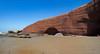 Rock gates of Legzira (KPPG) Tags: morocco rock felsen sky himmel landscape legzira landschaft beach strand sand cof011ally