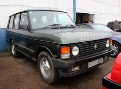 H773 ARR (Nivek.Old.Gold) Tags: 1991 range rover vogue se auto 3947cc aca