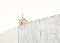 hidden beliefs.. (xavi josa) Tags: olympus architecture arquitectura church esglesia olympus1240mm olympusem1mark2 sqv sqvstreet