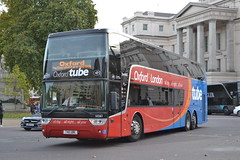 Stagecoach Oxford Tube 50261 T40UBE (Will Swain) Tags: hyde park corner 28th october 2017 greater london capital city south east bus buses transport travel uk britain vehicle vehicles county country england english stagecoach oxford tube 50261 t40ube