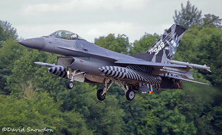 Lockheed Martin F-16AM Fighting Falcon - FA-70 - Belgian Air Component