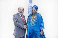24912_0187 (FAO News) Tags: arc africa regionalconference sudan bilateralmeetings highlevelvisits fao directorgeneral khartoum