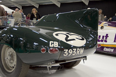 _DSC5569 (John McCulloch Fast Cars) Tags: green jaguar d type longnose