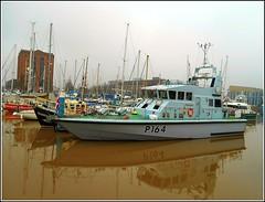 H.M.S. Explorer .. (** Janets Photos **) Tags: ukhull marinas navalvessels hmsexplorer patrolvessels trainingvessels