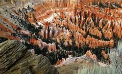 Blick in den schönsten Abgrund der Welt - Bryce Canyon (langkawi) Tags: utah usa nationalpark rimtrail brycecanyon