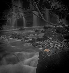 Lanarcost Waterfall (Chris Wood 1954) Tags: waterfall slowshutter longexposure lanarcost cumbria