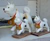 """Okusha Shrine-006 (photozaki) Tags: """"dogs cats"""" dog dogs inu cat cats neko shikoku japan ohenro88 ohenro pilgrimage"""