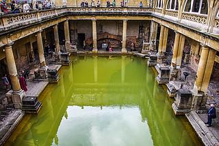 UNESCO Roman Baths