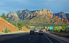 Sedona, AZ (SomePhotosTakenByMe) Tags: auto car urlaub vacation holiday usa america amerika unitedstates arizona sedona ontheroad outdoor landschaft landscape redrock