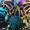 Mardi Gras Tree - 2 (booboo_babies) Tags: christmastree mardigras ornament lubbocktx colorful