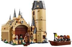 LEGO Harry Potter 75954 Hogwarts Great Hall (hello_bricks) Tags: lego harrypotter 75954 hogwarts great hall poudlard toy toys hagrid harry potter ron weasley hermione granger draco malfoy susanbones poufsouffle hufflepuff mcgonagall quirrell voldemort albus dumbledore gryffondor gryffindor