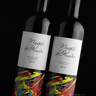 Morgado de Arraiolos  -  2013  -  Alentejo  -  Portugal Red Wine