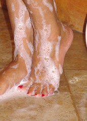Sexy Feet (filipinadancingqueen) Tags: shower bath nude wet water soap bubbles panties sexy beautiful hermosa beauty gorgeous pretty lovely attractive cute girl young woman lady female legs hot sensual erotic chicks girls mother mama dancer fashion model asian filipina filipino pinay pinoy philippines brown skin eyes makeup hair slim slender petite small figure shape booty ass bum butt brunette longhair blackhair feet nomakeup natural naked