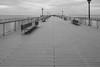Cony  Island, pier, winter  2018 (vern Ri) Tags: winter cony fuji 23mm
