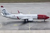 Norwegian Boeing 737-8JP LN-DYC (c/n 39164) Max Manus-logo. (Manfred Saitz) Tags: vienna airport schwechat vie loww flughafen wien norwegian boeing 737800 738 b738 lndyc lnreg