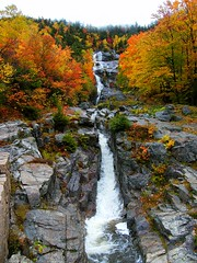 Long Waterfall (Stanley Zimny (Thank You for 28 Million views)) Tags: nh waterfall fall autumn seasons silver cascade
