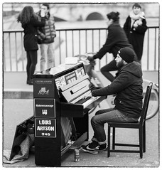 Il jouait du piano…