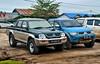 Mitsubishi Strada dan Strada Triton (Everyone Sinks Starco (using album)) Tags: palangkaraya centralkalimantan kalimantantengah mobil car automobile otomotif mitsubishi mitsubishistrada mitsubishitriton