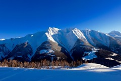 The Paws of the Mountains (sylviafurrer) Tags: mountain berge schnee snow blau blue weiss white alpen alps switzerland aletsch wallis valais