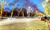Waiting for the bus (dtavlikos) Tags: nikon f4 fuji c200 street new years light trails dusk lane road macedonia greece hellas μακεδονία ελλάδα θεσσαλονίκη thessaloniki nf4fujic2006740911 macedoniagreece makedonia timeless macedonian macédoine mazedonien μακεδονια македонија