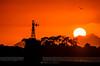 Saline dello Stagnone (fabiocalandra) Tags: sicilia sicily italia italy landscape landscapes seascape sea sky cloud sunset sunrise nature saline stagnone marsala trapani