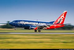 [ORY.2008] #SkyEurope #NE #ESK #RELAX #B737 #OM-NGG #AWP (CHR / AeroWorldpictures Team) Tags: skyeurope airlines airways boeing 737 b737 b73776n winglets msn 34753 2165 engines cfmi cfm56 omngg aircraft airplane plane renton rrnt ne esk relax gecas dae capital prague prg stored budapest bud dalaa anadolujet tk thy anamur tcjkl y149 sunexpress xq sxs tcsao goltransportesaéreos g3 glo prgej y138 planespotting aeroworldpictures paris orly ory lfpo landing nikon d80 nikkor lenses 70300vr raw lightroom 2007 2008 awp