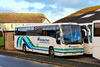 119 HEZ9119 Ulsterbus (busmanscotland) Tags: 119 hez9119 ulsterbus hez 9119 volvo b12m plaxton panther tours