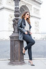 Fashion Winter 17   Paris Collection (Hédna Cristina) Tags: paris french franca moda feminina arco triunfo torre eiffel champs fashion clothes editorial campanha