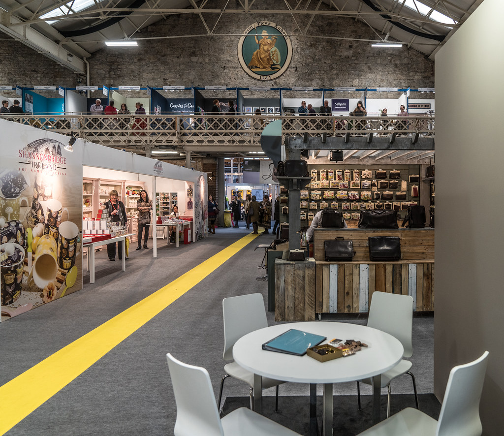 SHOWCASE IRELAND AT THE RDS IN DUBLIN [Sunday Jan. 21 to Wednesday Jan. 24]-136030